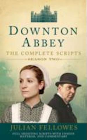 Bog paperback Downton Abbey: Series 2 Scripts (Official) af Julian Fellowes