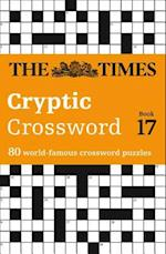 Times Cryptic Crossword Book 17