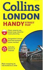 London Handy Streeet Map