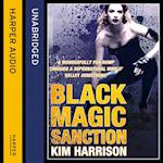 Black Magic Sanction (Rachel Morgan / The Hollows, Book 8)