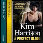 Perfect Blood (Rachel Morgan / the Hollows, Book 10)