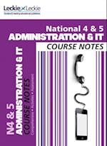 National 4/5 Administration and IT Course Notes (Course Notes)
