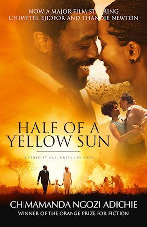 Bog, paperback Half of a Yellow Sun af Chimamanda Ngozi Adichie