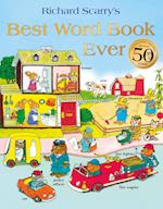 Best Word Book Ever af Richard Scarry