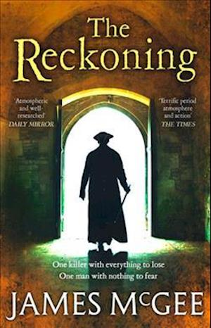 Bog, hardback The Reckoning af James McGee