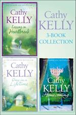 Cathy Kelly 3-Book Collection 1: Lessons in Heartbreak, Once in a Lifetime, Homecoming af Cathy Kelly