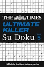 The Times Ultimate Killer Su Doku Book 5 af The Times Mind Games