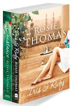 Rosie Thomas 2-Book Collection One: Iris and Ruby, Constance af Rosie Thomas