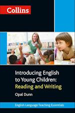 Introducing English to Young Children: Reading and Writing