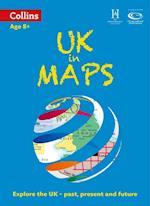 UK in Maps af Stephen Scoffham