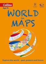World in Maps af Stephen Scoffham