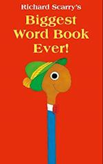 Biggest Word Book Ever af Richard Scarry