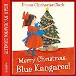 Merry Christmas, Blue Kangaroo