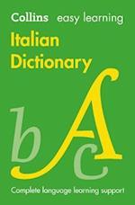 Easy Learning Italian Dictionary (Easy Learning, nr. 04)