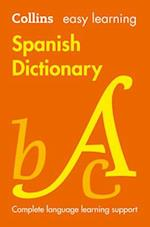 Easy Learning Spanish Dictionary (Easy Learning, nr. 07)