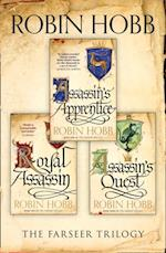 Complete Farseer Trilogy: Assassin's Apprentice, Royal Assassin, Assassin's Quest