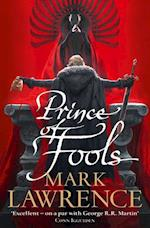Prince of Fools (Red Queen's War, Book 1) af Mark Lawrence
