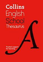 Collins School Thesaurus (Collins School, nr. 05)