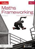 KS3 Maths Intervention Step 4 Workbook (Maths Frameworking)