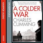Colder War (Thomas Kell Spy Thriller)