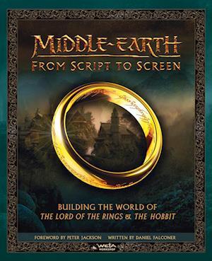 Bog hardback Middle-earth: From Script to Screen af Daniel Falconer