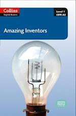 Amazing Inventors (Collins ELT Readers, nr. 1)