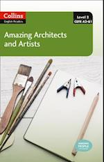 Amazing Architects & Artists (Collins ELT Readers, nr. 2)