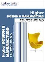 CfE Higher Design and Manufacture Course Notes (Course Notes)