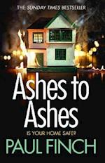 Ashes to Ashes (Detective Mark Heckenburg, nr. 6)