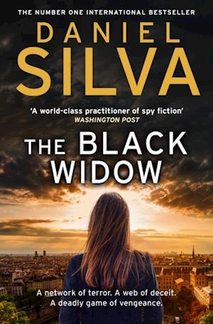 Black Widow af Daniel Silva