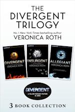 Divergent Trilogy (books 1-3)