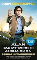 Alan Partridge: Alpha Papa: Script (and Scrapped)