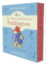 The Classic Adventures of Paddington af Michael Bond