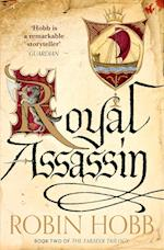 Royal Assassin (The Farseer Trilogy, nr. 2)