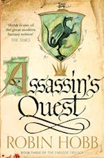 Assassin's Quest (The Farseer Trilogy, nr. 3)