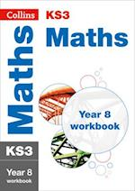 KS3 Maths Year 8 Workbook (Collins KS3 Revision)