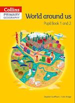Collins Primary Geography Pupil Book 1 & 2 af Stephen Scoffham
