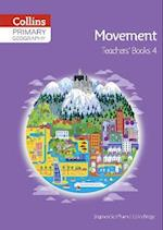 Collins Primary Geography Teacher's Book 4