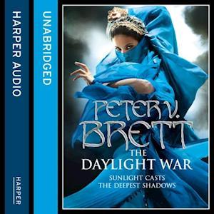 Lydbog, download The Daylight War af Peter V. Brett