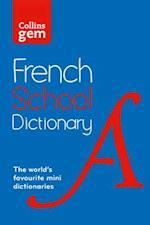 Collins GEM French School Dictionary (Collins School)