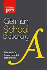 Collins GEM German School Dictionary (Collins School)