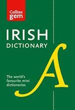 Collins Irish Dictionary Gem Edition (Collins Gem, nr. 04)