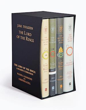Bog ukendt format The Lord of the Rings Boxed Set af J R R Tolkien