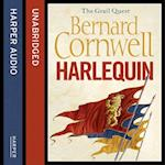 Harlequin (The Grail Quest, Book 1) (The Grail Quest)