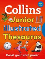 Collins Junior Illustrated Thesaurus (Collins Primary Dictionaries)