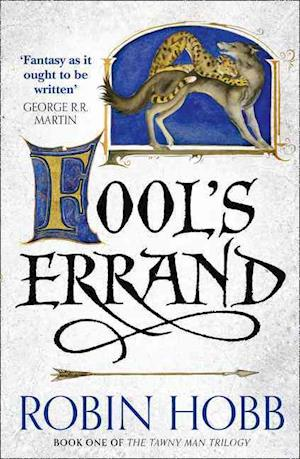 Bog, paperback Fool's Errand af Robin Hobb
