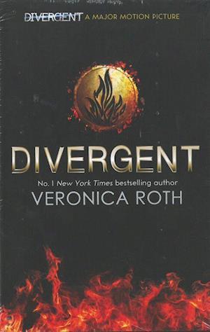 Bog, ukendt format Divergent Series Box Set (Books 1-4 Plus World of Divergent) af Veronica Roth