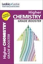 CfE Higher Chemistry Grade Booster (Grade Booster)