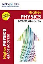 CfE Higher Physics Grade Booster (Grade Booster)