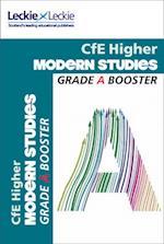 CfE Higher Modern Studies Grade Booster (Grade Booster)